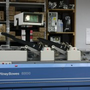 Pitney Bowes Hochleistungskuvertiersystem